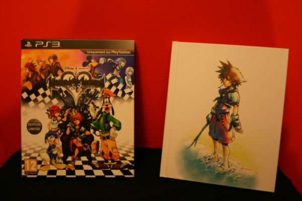 Kingdom Heart HD 1.5 Re:MIX