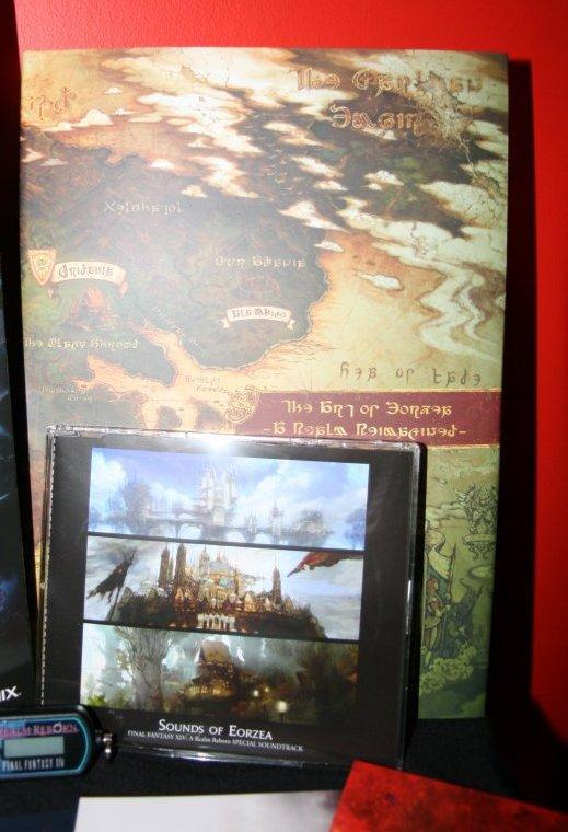 FINAL FANTASY XIV:A Realm Reborn (Online)