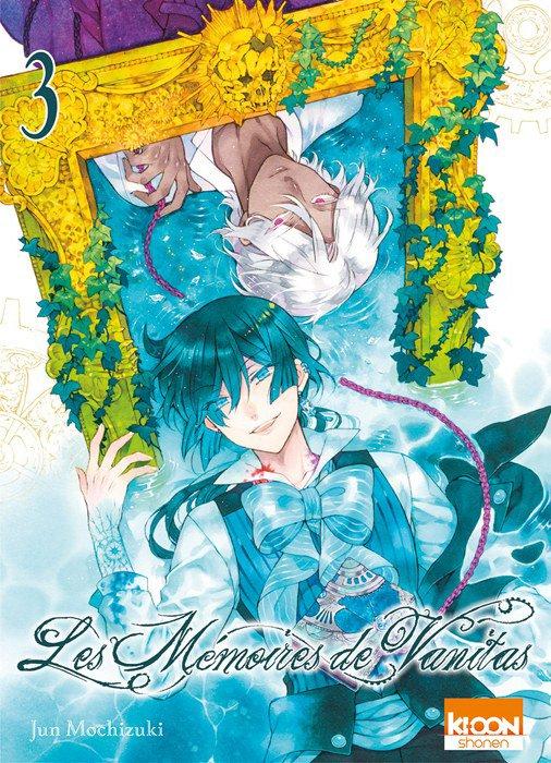 Critique Manga #1 : Les Mémoires de Vanitas :