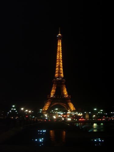 Un voyage à Paris pour les T°4 et T°5 du lycée Simone Weil (42)