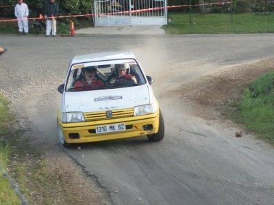 Rallye du Ternois 2010