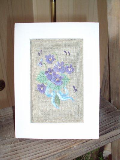 Bouquet e violettes