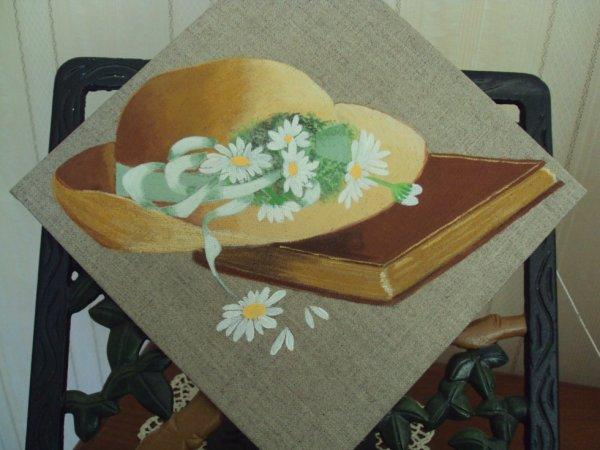 Ma passion de la lecture et de la peinture