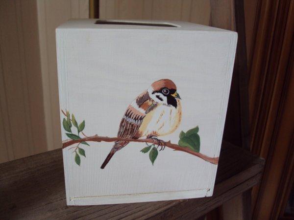 Un autre oiseau