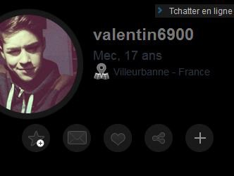 Encore un fake de david rodriguez : valentin6900