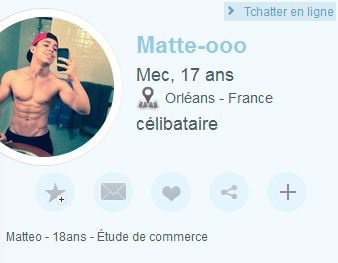 Attention les filles , faites attention a ce fake !! matte-ooo