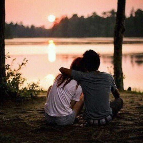 Je voudrais arrêter le temps , rester avec toi et ne plus jamais te quitter <3