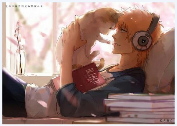 Il y'a toujours une musique qui te rappelle un moment de bonheur ou te fait penser a quelqu'un