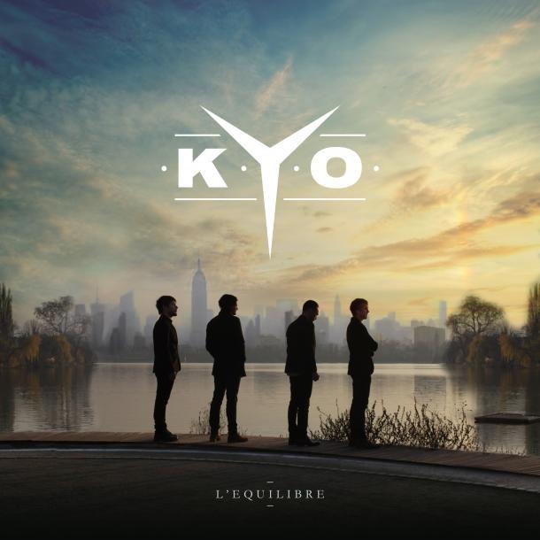 """Musique : Kyo de retour le 24 Mars 2014 avec un nouvel album """"L'équilibre"""""""
