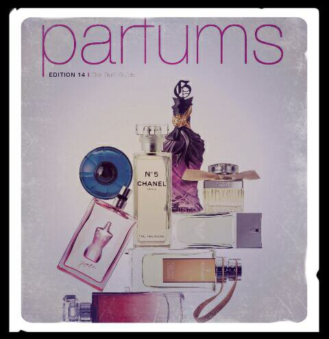 Parfums disponible