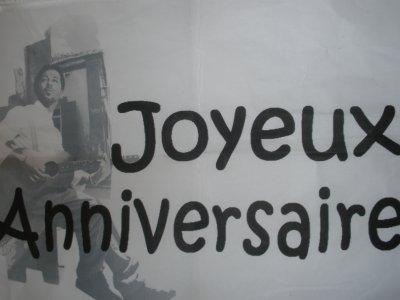 Concert du 16 Octobre au Zénith de St Etienne !!
