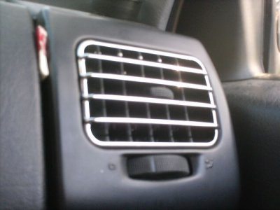 grille d'aeration