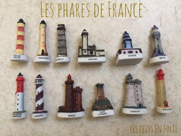 Les phares de France !