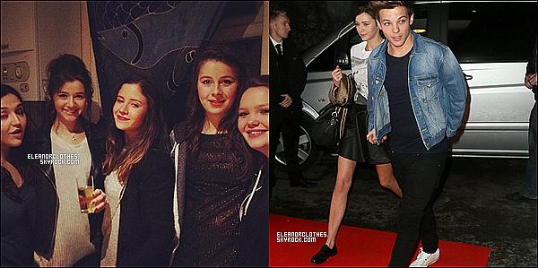 Rattrapage de news! Photos twitter + Cérémonie des pré-Brit Awards du 24/01/13.