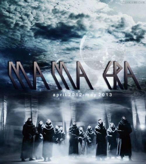 EXO - MAMA / EXO-K - MAMA (2012)