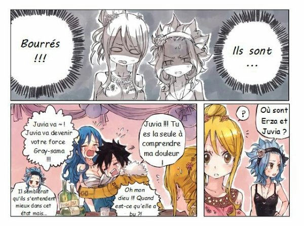 Fairy Tail, Happy new year