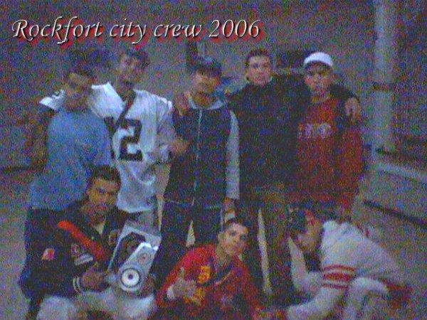 Rockfort city crew