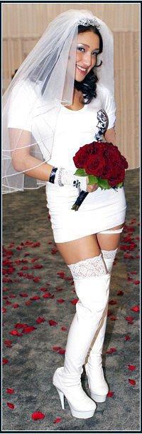 mariage coquin...