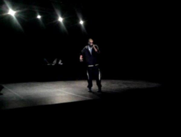 JARH sur scène au Petit Théatre à Marmande