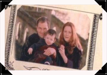 James, Lily et Harry
