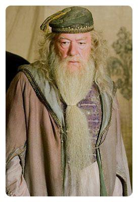 Albus Perceval Wulfric Brian Dumbledore