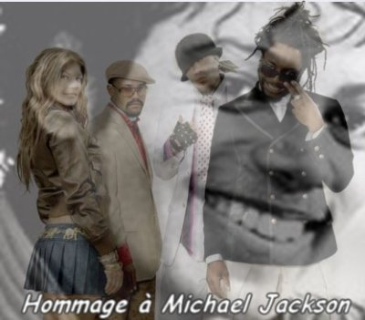 Hommage Michael Jackson