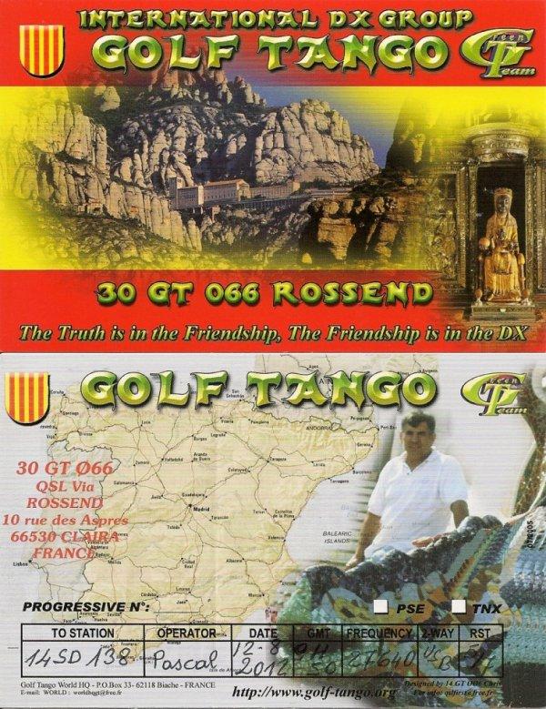 30GT066  ROSSEND