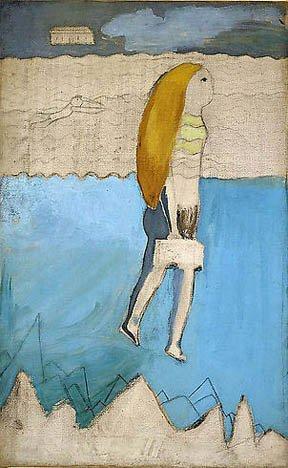Runaway Girl,  Louise Bourgeois