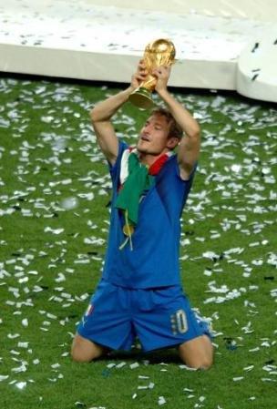 un joueur de l équipe italienne