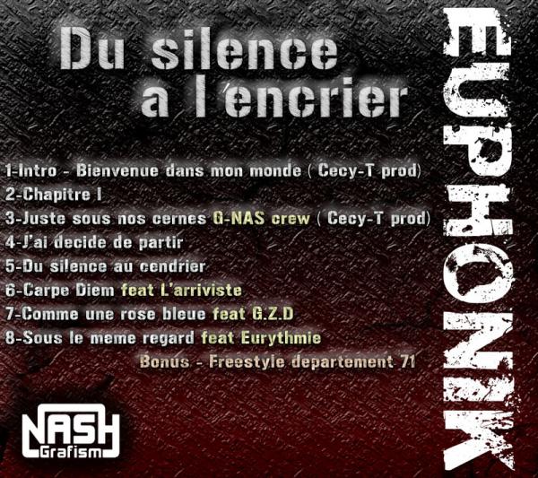 1er MAXI - Du silence à l'encrier -