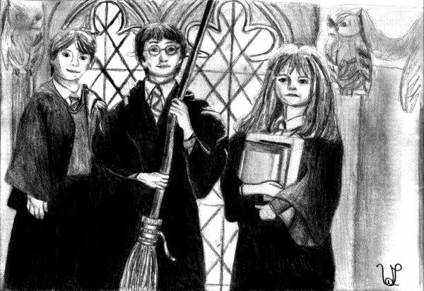 The Artist et Harry Potter