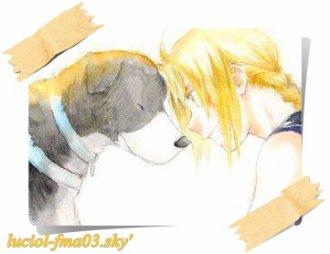 Avoir un animal c'est bon pour le moral....