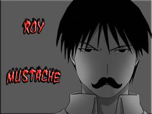 Roy Mustache