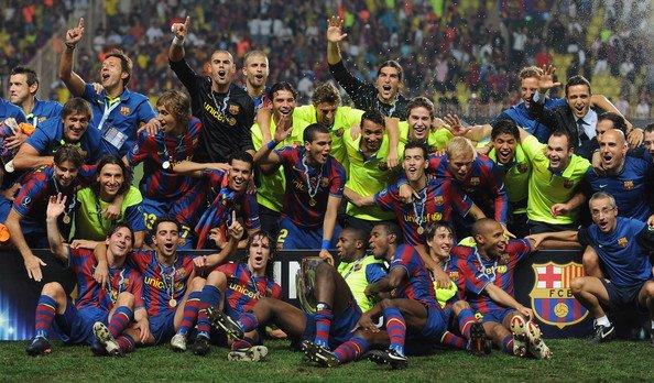 Ce sujet des images de moi la meilleure équipe du monde et de Mjbn pour cette équipe de Barcelone