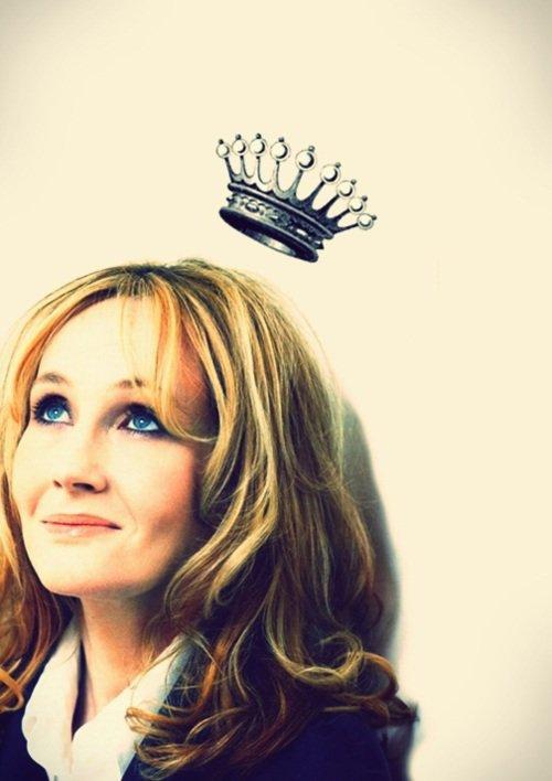 J.K. Rowling ♥