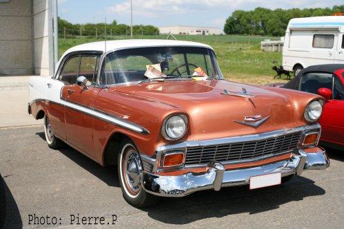 Chevrolet Bel Air. 1956.