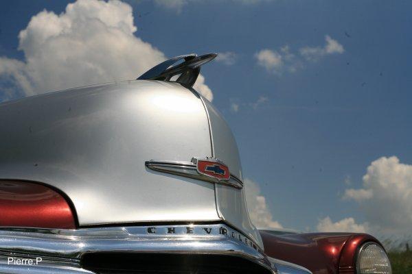 Chevrolet Fleetmaster.
