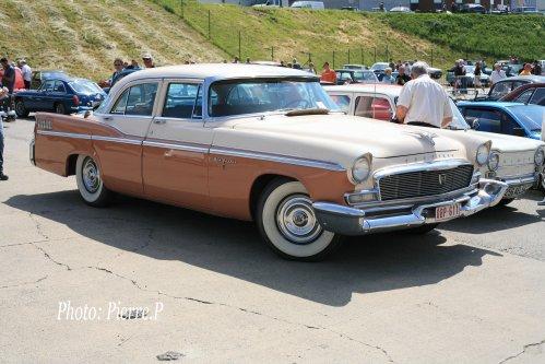 Chrysler New Yorker. 1956.