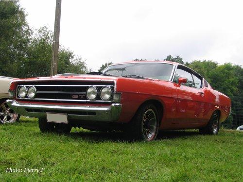 Ford Torino GT. 1969.