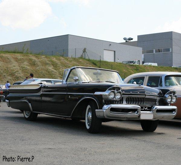 Mercury Monterey Convertible 1957 - 1958.