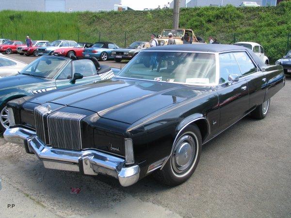 Chrysler Imperial Lebaron 1974 - 1975.