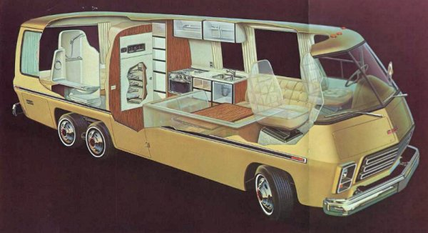 GMC PALM BEACH 1976.
