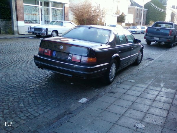Cadillac Seville STS 1998.