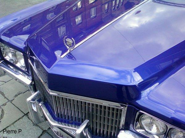 Cadillac Fleetwood Eldorado Convertible 1971.