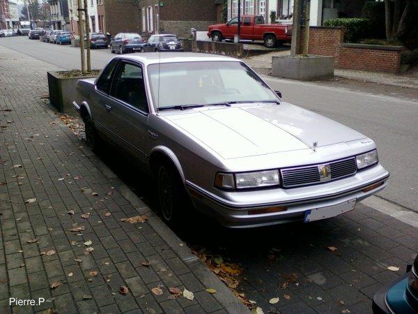 Oldsmobile Cutlass Ciera SL