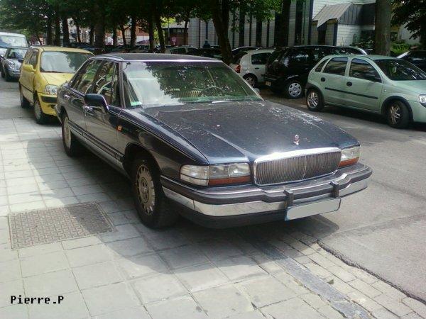 Buick Park Avenue.