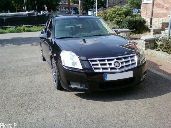Cadillac BLS  - Thuin - Belgique