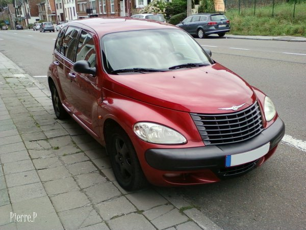 Chrysler PT Cruiser.
