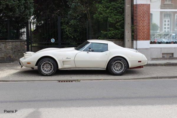 Chevrolet Corvette Stingray.