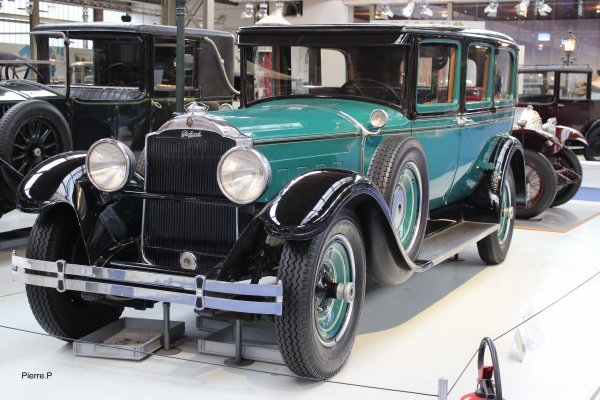 1928 Packard Eigth Model 443 series 4.